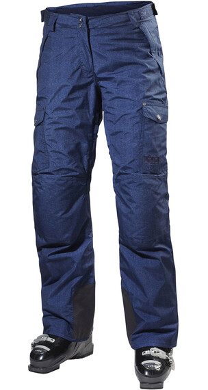 Helly Hansen W's Switch Cargo Pant Evening Blue Denim